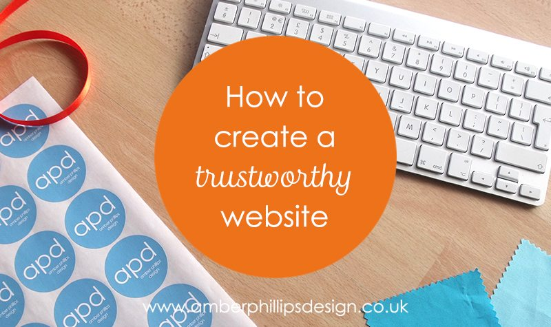 How to create a trustworthy website