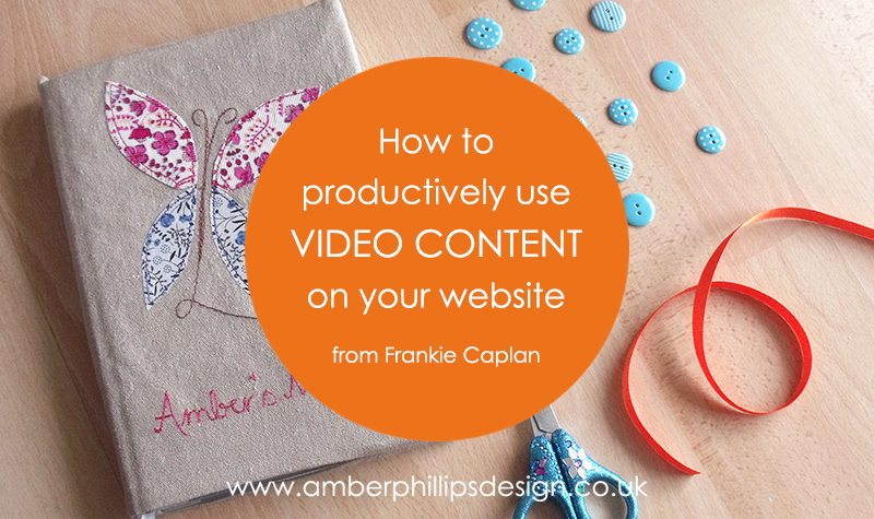 How to Productively Use Video Content on Your Website