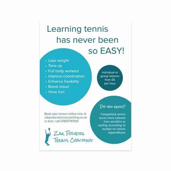 Zak Powers Tennis Coaching