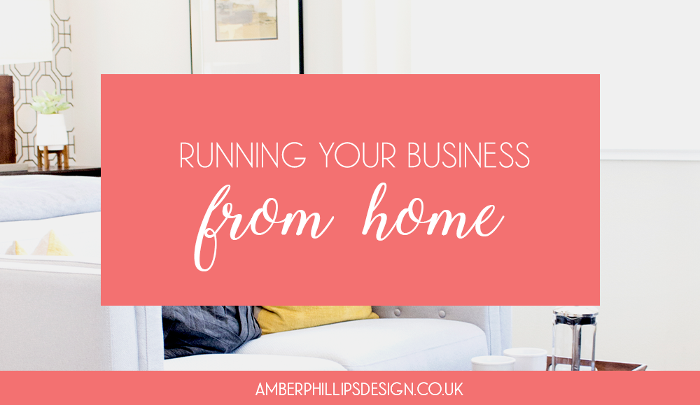 Running your business from home – pros & cons, and how to do it well!
