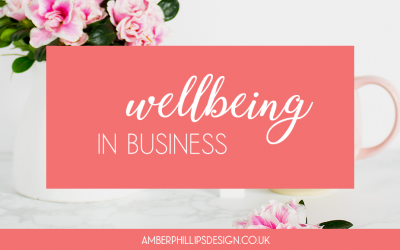 Wellbeing in business series – Introduction