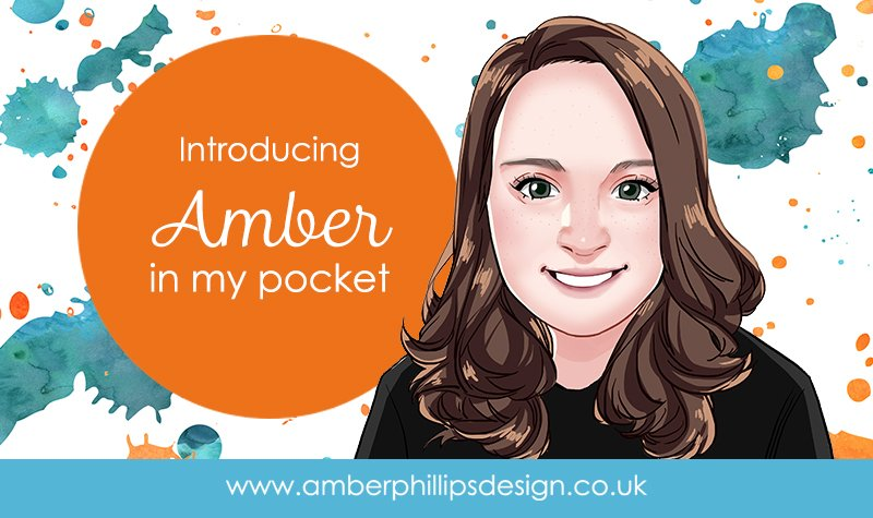 Introducing Amber in my Pocket!
