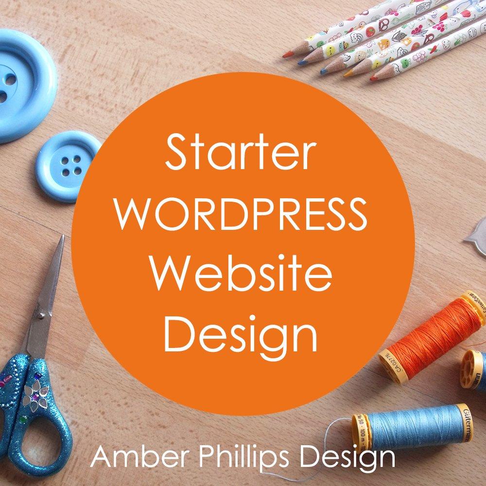 Budget WordPress website package