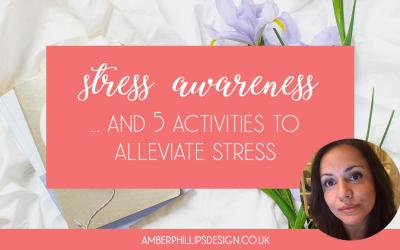 Wellbeing in Business – Stress Awareness – by Rachel John