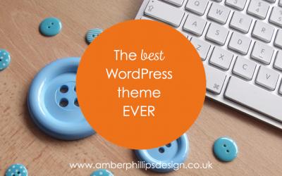 The best WordPress theme EVER