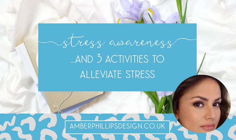 Wellbeing in Business – Stress Awareness – by Rachel John