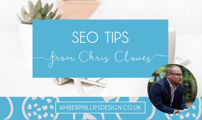 SEO Tips from Christopher Clowes