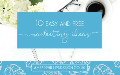 10 easy and free marketing ideas