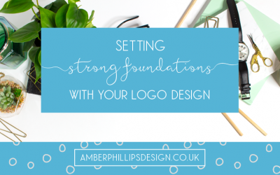 Setting strong foundations with your logo design