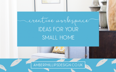 Creative work space ideas for your small home