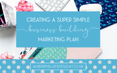 Creating a super simple business-building marketing plan