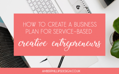 How to create a business plan for service-based creative entrepreneurs