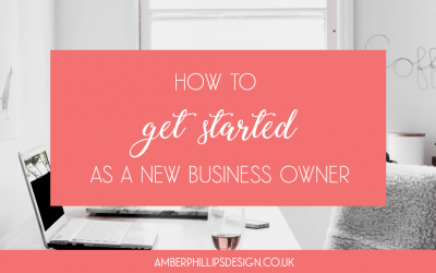 How to get started as a new business owner